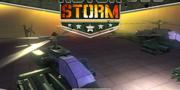 Rotor Storm